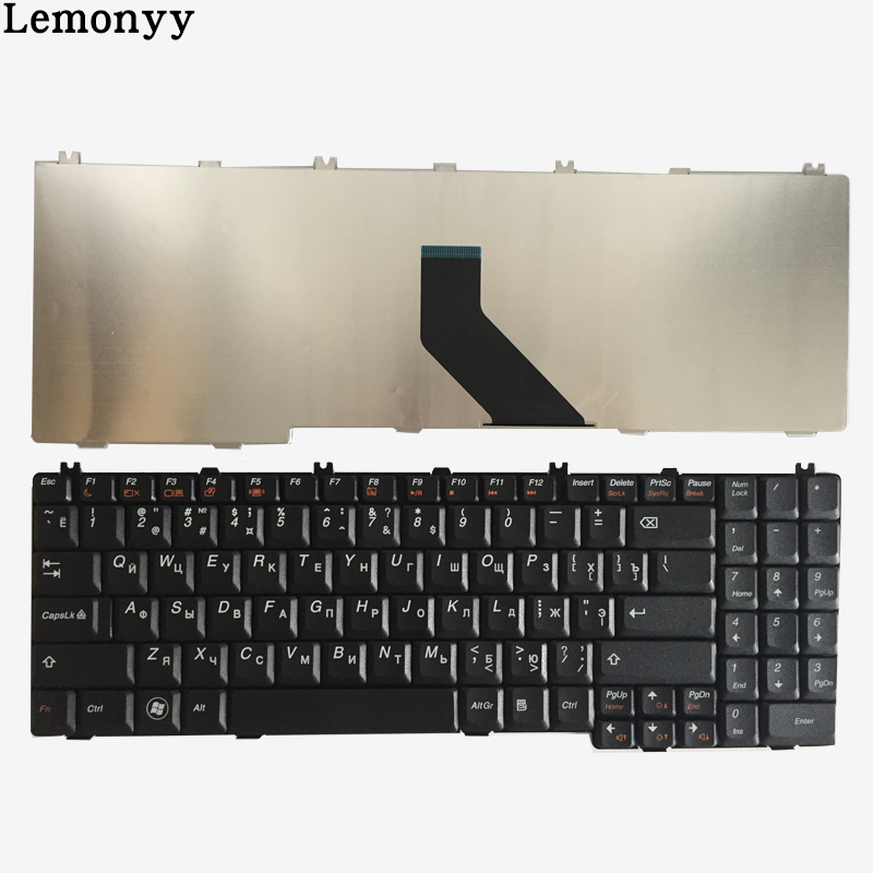 NEW Russian NEW Keyboard for Lenovo B560 B550 G550 G550A G550M G550S G555 G555A G555AX RU laptop keyboard cltgxdd us 050 usb jack for lenovo g550 g550a g550g g550m g550 for acer aspire 5743z emachines e520 e525 e725