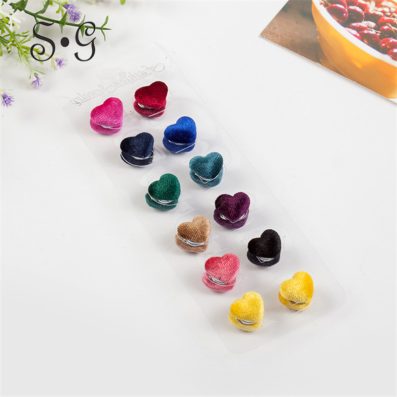 Fashion fabric Muslim Headscarf Abaya Magnetic Hijab Scarf Magnet Pin 12pcs Muslim headdress strong magnet brooch for girls