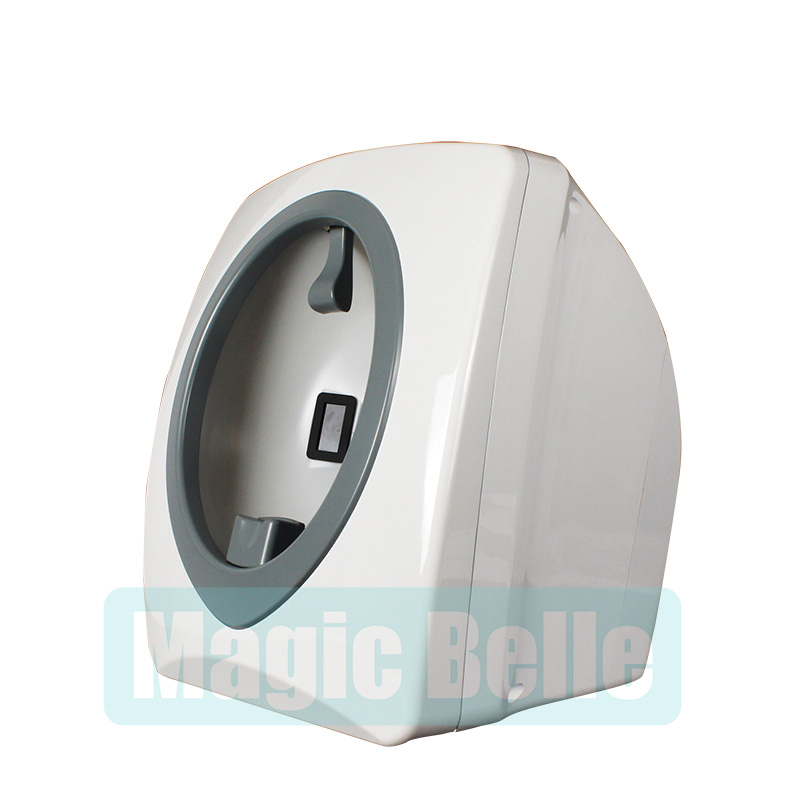 Safety 3D Magic Mirror!! Facial Analyzer Skin Scanner From China