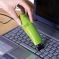 En Venta eléctrico Cepillo De Limpieza para el Ordenador Portátil PS3 Teclado del Ordenador del PC Mini USB aspiradora accesorios motor