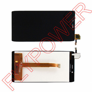 ФОТО 100% Warranty LCD Display Screen With digitizer touch Screen FOR Alcatel One Touch idol alpha OT6032 6032 Assembly Free Shipping