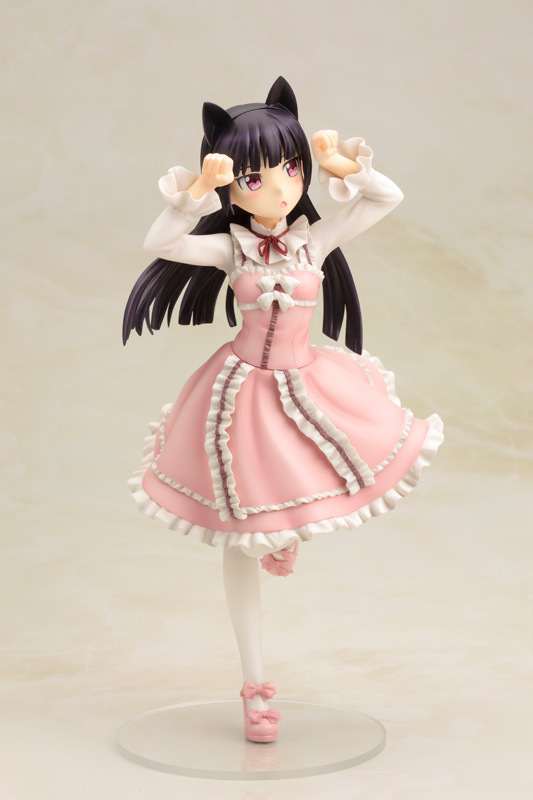Hot anime Toy Animation My sister so cute! Doll model furnishing articles Oreimo Kuroneko toys Tamura Manami Garage Kit ...