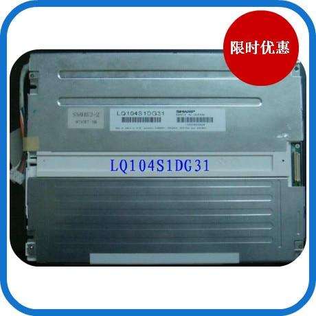 LCD LQ104S1DG31 lcd display lq104s1dg31 lq104s1dg52 lq104s1dg21 lq104s1dg62 lq104s1dg61 lq104s1dg34