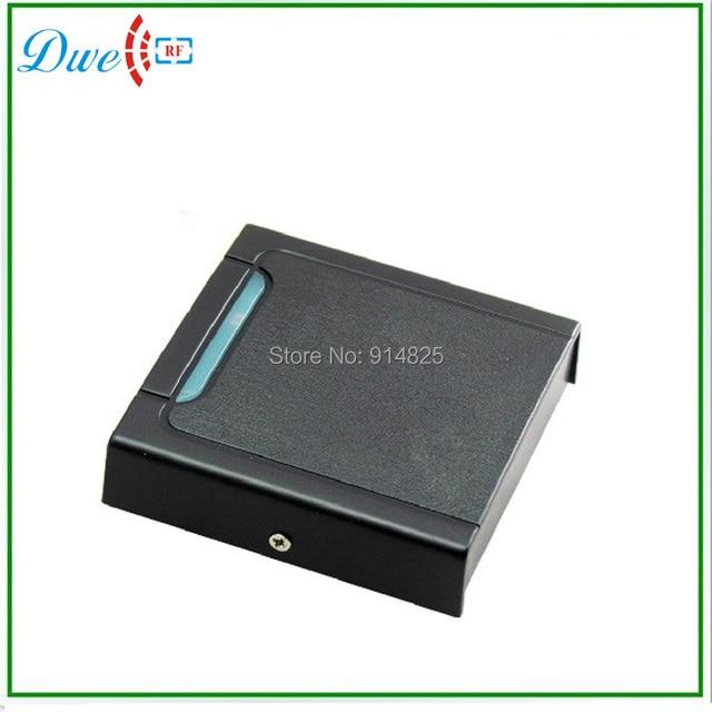 Système de contrôle daccès rfid | 125khz, faible coût, lecteur de carte EM rfid, wiegand 26 bits, utilisation extérieure étanche