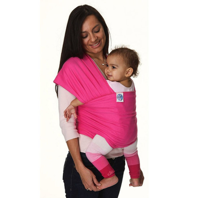 Baby Wrap Cotton High Quality Front Carry Back Carry Cotton Knitted