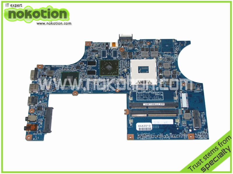 MB.PTB01.001 48.4HL01.031 Laptop Motherboard for Acer Timelime 3820T ATI Mobility Radeon HD 5470 Mainboard Full Tested