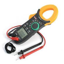 Электрический мультитестер с вольтметром постоянного и переменного