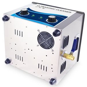 Image 3 - 15 لتر بالموجات فوق الصوتية الأنظف 540 واط سخان الموقت 40 كيلو هرتز طقم حمام من الفولاذ المقاوم للصدأ محول طاقة كهرضغطي لوحة دارات مطبوعة مختبر الأجهزة سيارة