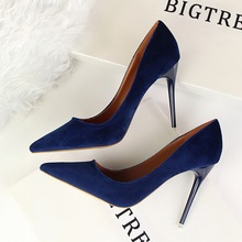 BIGTREE Brand Lolita Women Blue Shoes Sexy Pumps Extreme High Heels Scarpin Feminino Salto Alto Designer Shoes Women Luxury 2017