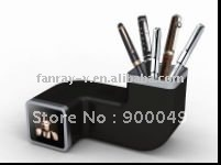 Free Shipping! Fast Delivery! Fashional digital photo picture frame stand with pen holder