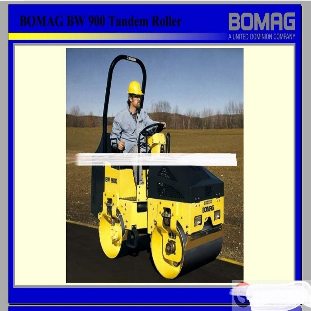 BOMAG Full Set Service Manuals Service Trainning-in Code Readers & Scan  Tools from Automobiles & Motorcycles on Aliexpress.com | Alibaba Group