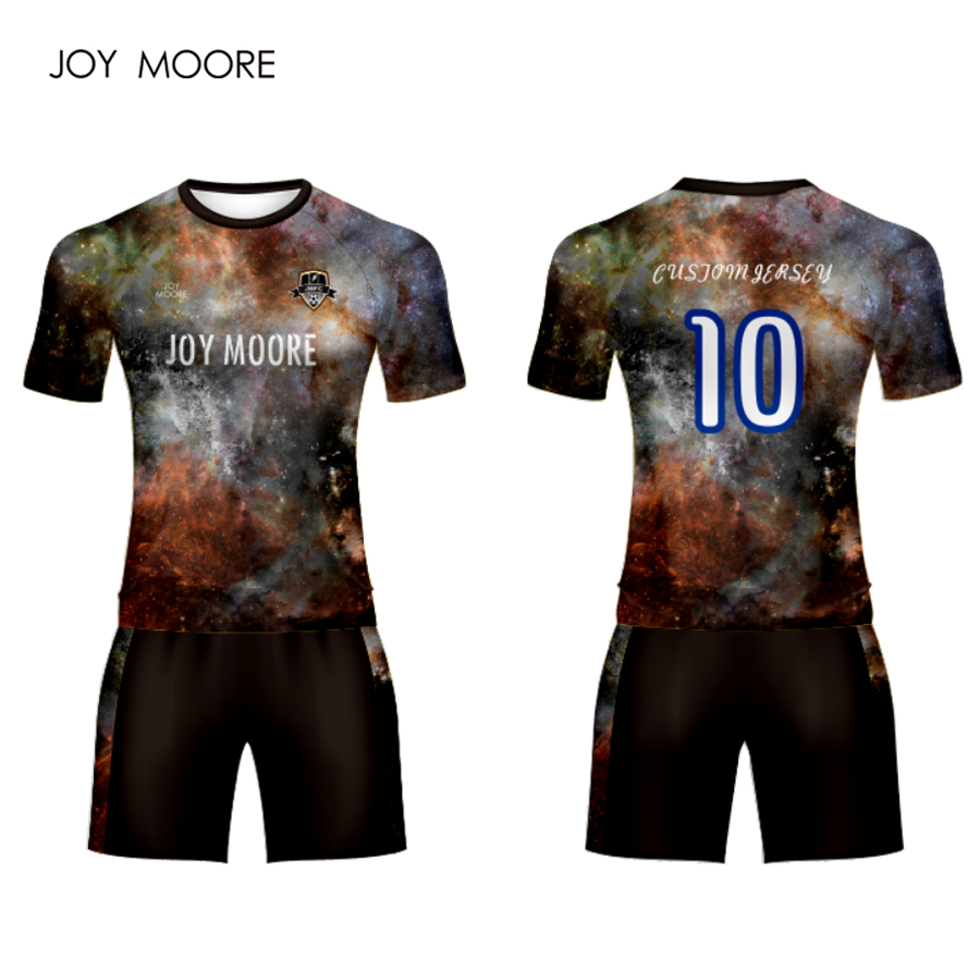 US $145 0 |sublimated customize blank soccer jersey blazer football team  uniform oem logos-in Soccer Sets from Sports & Entertainment on