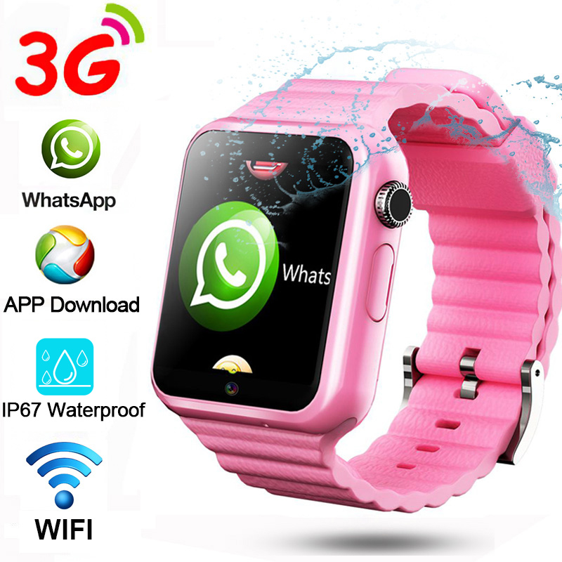 3G Child Kids WIFI Apps Download Video Chat Sim Call Camera