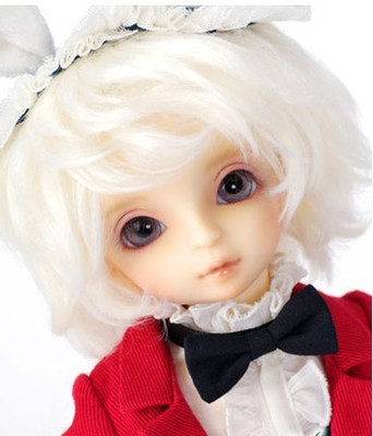 ФОТО volks white rabbit bjd resin figures luts ai  yosd soom kit doll not for sales bb fairyland toy gift iplehouse dollchateau fl