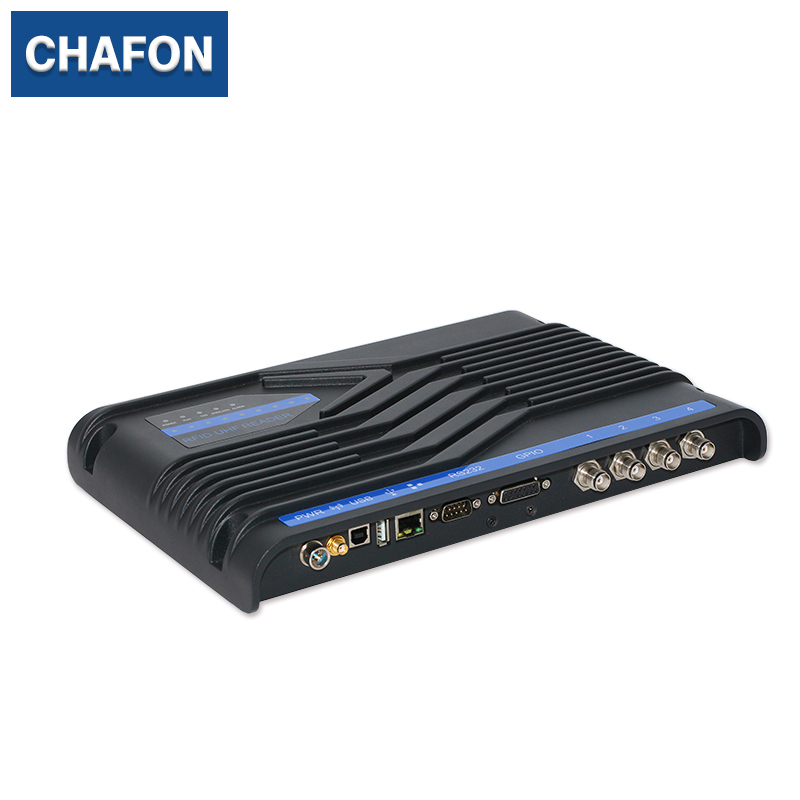 купить CHAFON uhf marathon R2000 chip wifi ethernet port rfid reader for sports timing and warehouse management по цене 46978.11 рублей