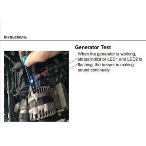 Image 5 - MST 101 Penna di Prova Auto Bobina di Accensione Spina Auto Lgnition Penna di Rilevamento del Sistema LED Lampeggiante Messaggio Vocale di Controllo Veloce Circuito Strumento