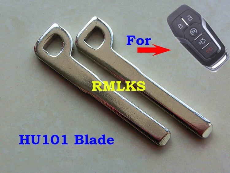 RMLKS Uncut HU101 Blade безключевой вход умная фотография подходит для Lincoln