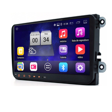 Quad Core Android 4 4 9 Car DVD GPS Video Player For VW Volkswagen POLO PASSAT