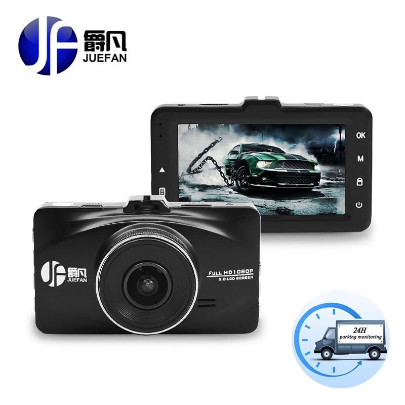 JUFAN a119 Car DVR full HD 1080P Novatek 96655 Car font b Camera b font Recorder