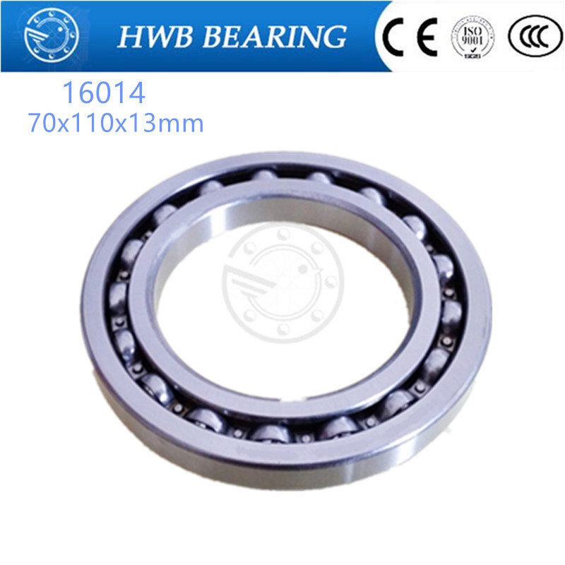 1pcs Free shipping Bearing 16014 7000114 70x110x13 For Ciclop 3D Scanner Open Deep Groove Ball Bearings Single Row Bearing single row 8mm x 16mm x 5mm deep groove ball bearing for electric hammer 26