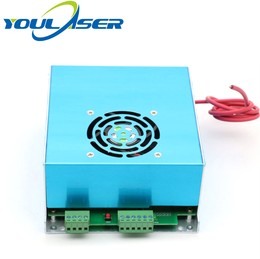 40W Co2 Laser Power Supply MYJG-40WT-A for CO2 Laser Engraving and Cutting Machine diy 40w co2 laser kits for laser cutting and engraving machine
