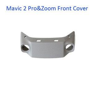 Image 1 - العلامة التجارية الجديدة 100% الأصلي Mavic 2 الجبهة غطاء الجسم شل الإطار DJI Mavic 2 برو/التكبير استبدال إصلاح قطع الغيار