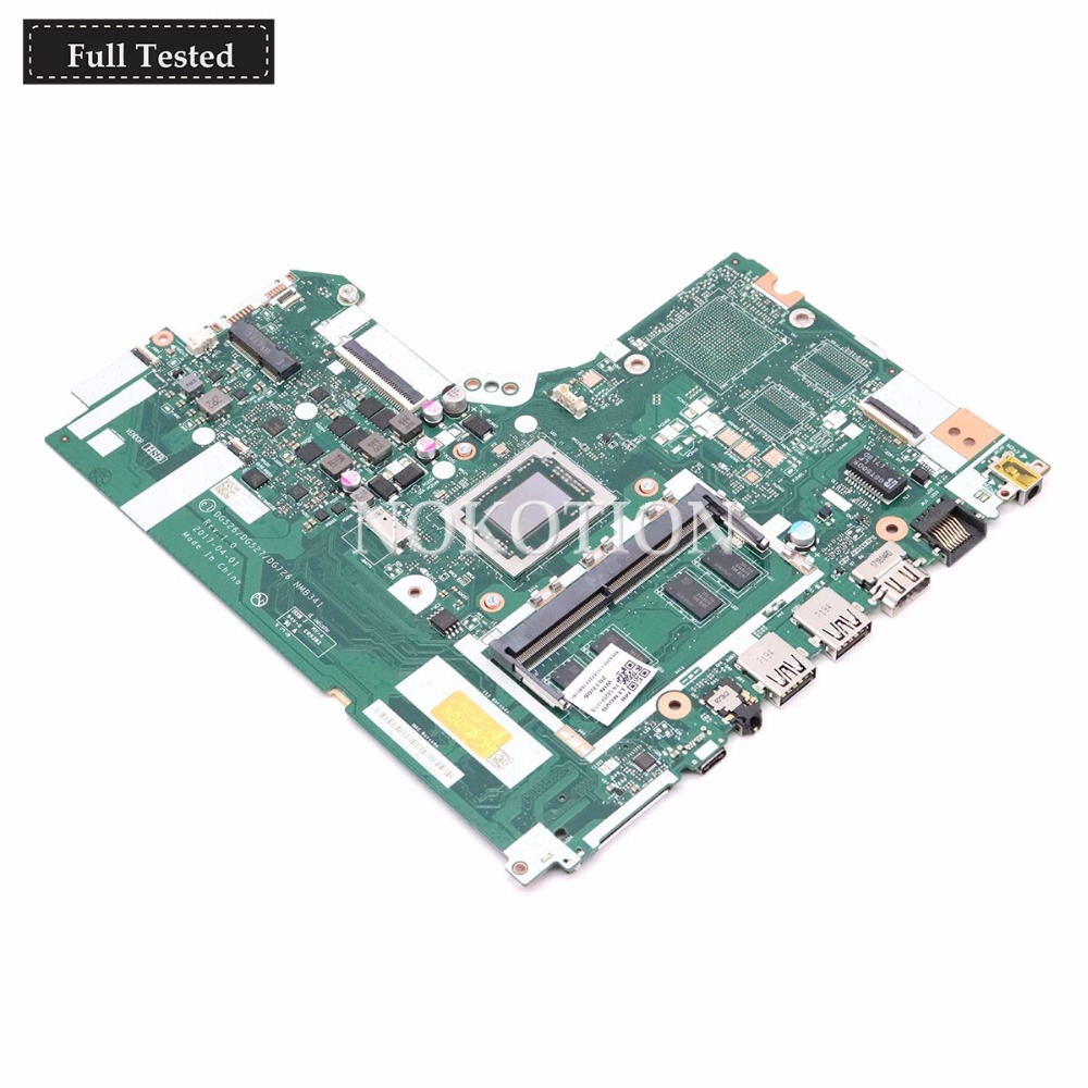 NOKOTION 5B20P11116 Main board For <font><b>Lenovo</b></font> <font><b>IdeaPad</b></font> <font><b>320</b></font>-15ABR Laptop <font><b>Motherboard</b></font> A12-9720P CPU DG526 DG527 DG726 NMB341 NMB-341 image