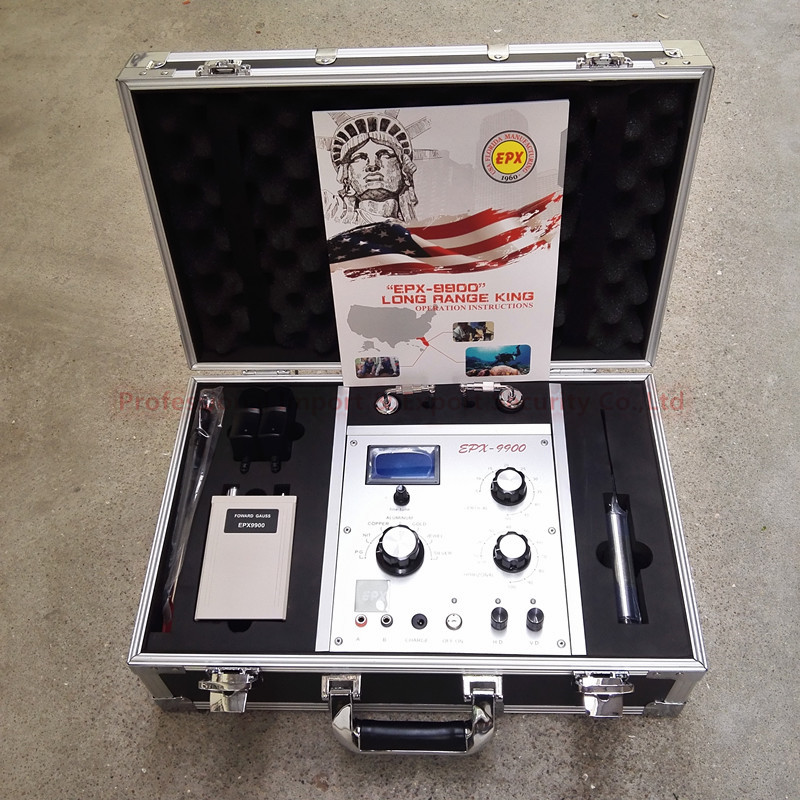 50m Depth and 1000m Range Underground Metal Detector EPX9900 Deep Depth Long Range Metal Detector EPX-9900 50m depth and 1000m range underground metal detector epx10000 deep depth long range metal detector epx 10000
