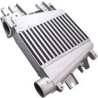 turbo Intercooler For Nissan Patrol GU Y61 ZD30 3.0L TD 07+ Top Mount Upgrade TT 171mm x 250mm x 65mm Direct Diesel Engine
