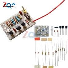 Мобильный телефон сигнальный флэш-светильник DIY Kit DC 3-12V Радиационная Мощность Электронный DIY Kit Fun