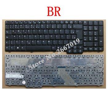 BR-teclado para ordenador portátil, para ACER 5235, 5735Z, 5737, 5737Z, 5737G, 5737ZG,...