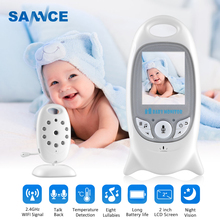 SANNCE 2 inch Wireless Baby Monitor BeBe Baba Electronic Babysitter Radio Video Nanny Camera Night Vision Temperature Monitoring