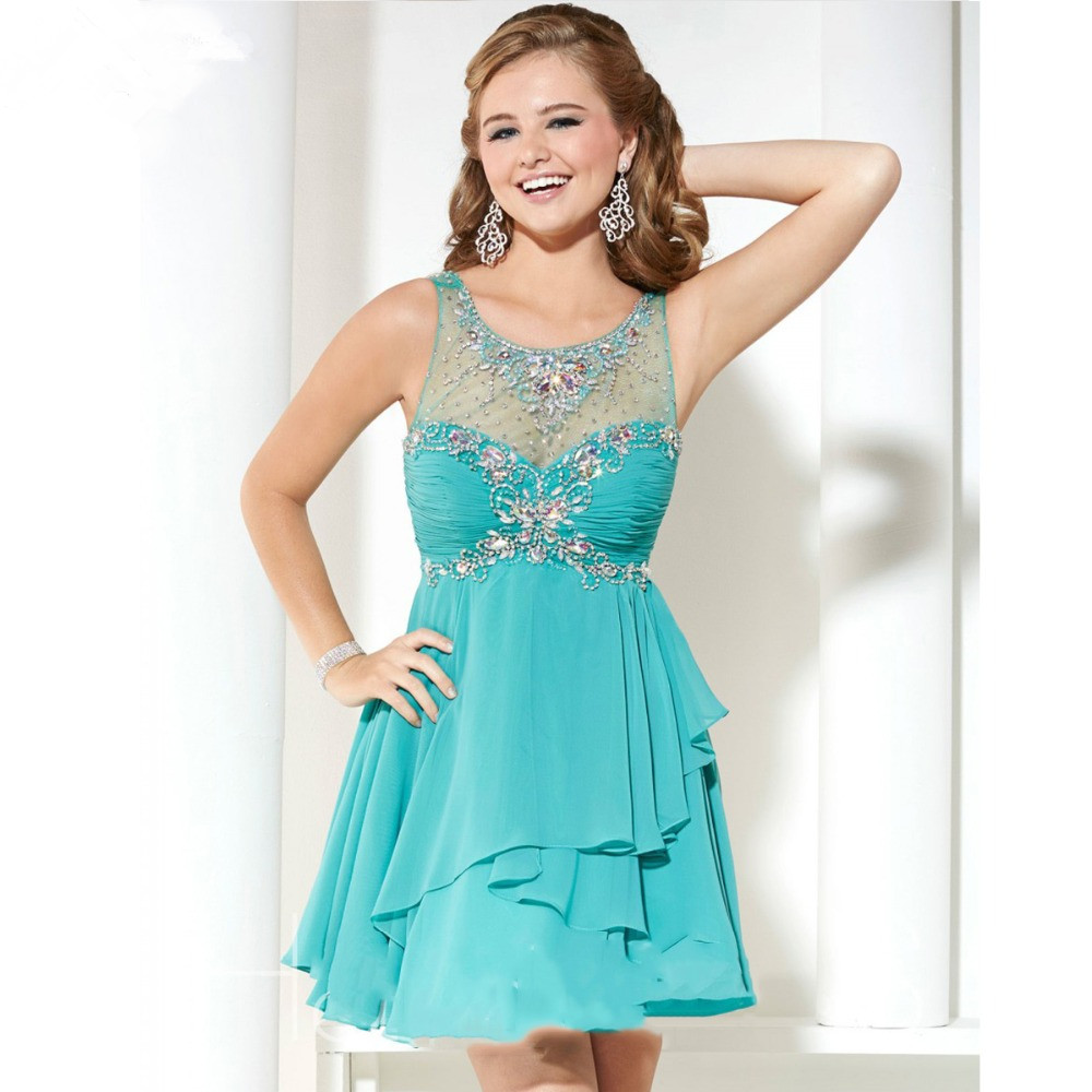 Formal 7th Grade Dresses Semi