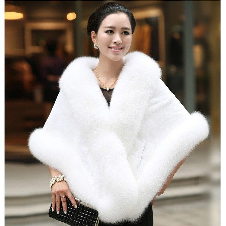 2018 новые зимние Роскошные пальто элегантный благородный Для женщин искусственного меха лисы пальто Для женщин 3D норки меховой воротник иск...