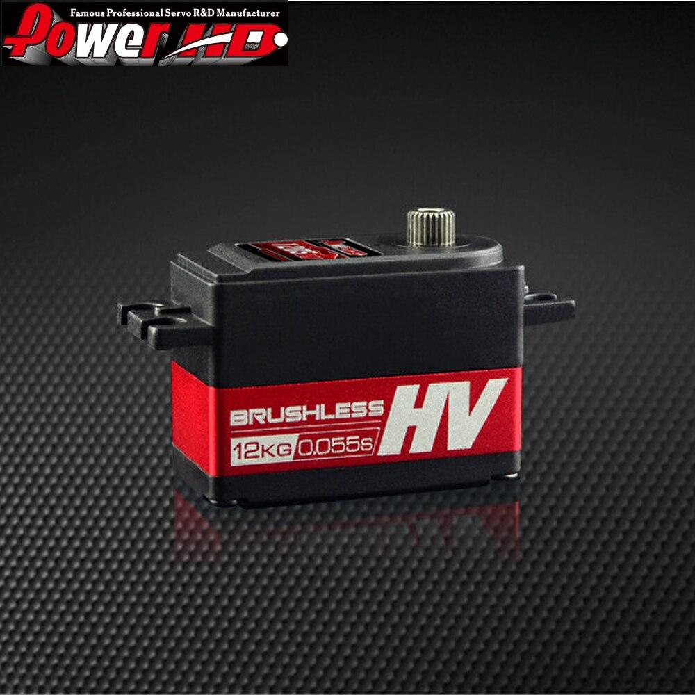 1pcs 100% orginal Power HD BLS-2809HV High Voltage Digital Brushless Servos Titanium Steel for RC Drifting Short Car