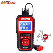2017 Best OBD2 ODB 2 Automotive Scanner KONNWEI KW850Multi-languages Full OBD 2 Function Auto Diagnostic Tool Better Than AL519