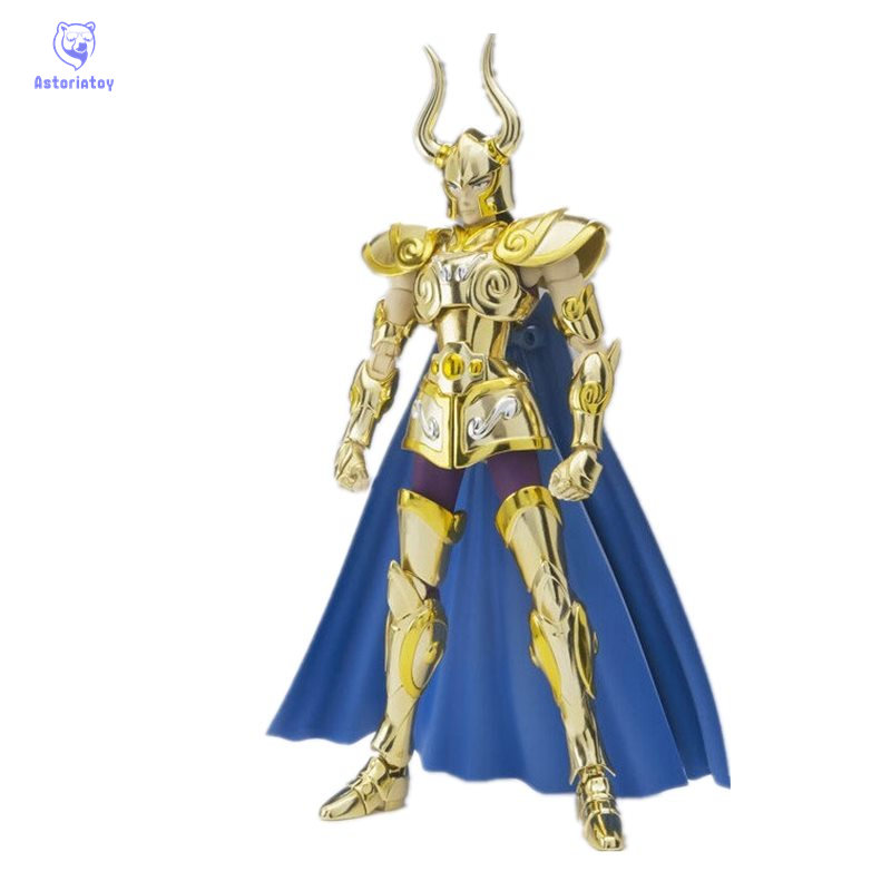 Special offer LC Capricorn Shura action figure Saint Seiya Myth Cloth Gold Ex pvc assembly toy model kit saint seiya saint cloth myth hades pvc action figure collectible model toy