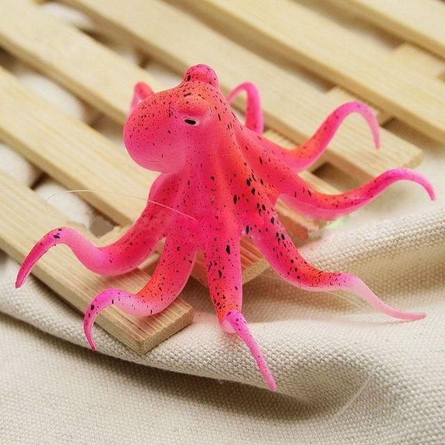 Octopus Aquarium Decoration  2