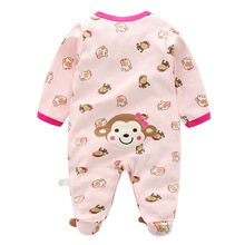MONKEY Baby Rompers Baby Girl's Pajamas Body suits One-piece Romper TOP QUALITY