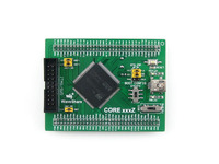 Placa do cabo Core407Z STM32F407ZxT6 STM32F407 STM32 ARM Evaluation Board Desenvolvimento Cortex-M4 com IOs Completo