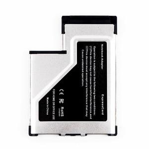 Image 4 - بطاقة Express 54 إلى USB 3.0 بطاقة 54 مللي متر اكسبرس USB PCMCIA 2 منافذ بطاقة محول معدل نقل تصل إلى 5Gbps ل ويندوز XP/Vista/7