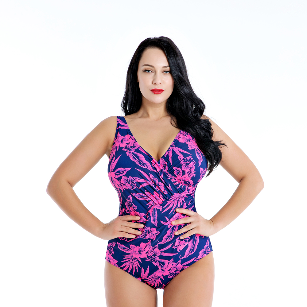 Halter One Piece Swimsuits Braid Macrame Ruched Tummy ControlBathing Suit Jamiacy-swimwear Swimsuits for Women