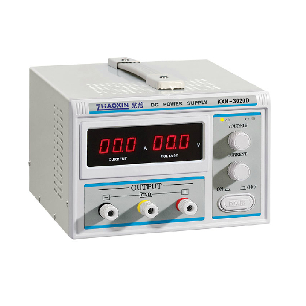 KXN 3020D High Power Switching Variable DC Power Supply 30V 20A