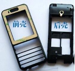 SZWESTTOP coque Avant d'origine pour Philips E181 CTE181 center Mobile logement pour Xenium téléphone téléphone portable