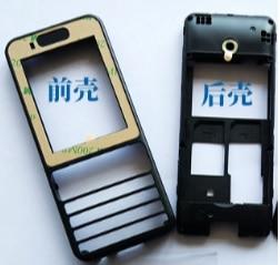 SZWESTTOP original carcasa frontal para Philips E181 CTE181 móvil carcasa central para Xenium teléfono móvil