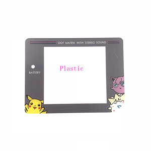 Screen Lens for Nintendo Game Boy Original Glass & Plastic with adhensive DMG-01 Lens Cover