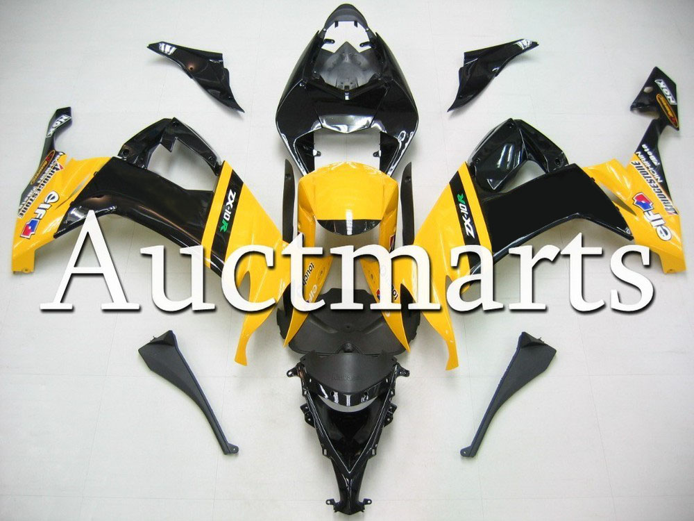 Fit for kawasaki ZX-10R 2008 2009 2010 high quality ABS Plastic motorcycle Fairing Kit Bodywork ZX 10R 08 10 ZX10R CB03
