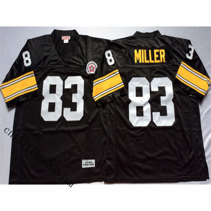 heath miller stitched jersey