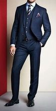 New Hot Mens Wedding Suits Groom Tuxedos Formal Business Party