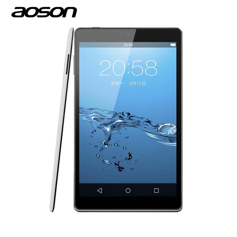 Prix pour Ultra-mince 8 pouce tablet sucette aoson m812 pc comprimés ips écran 1G/16G Double Caméra Quad Core Android 5.1 Bluetooth Tablet PC